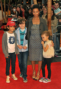 thandie newton kids