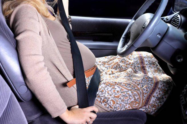 masina in sarcina