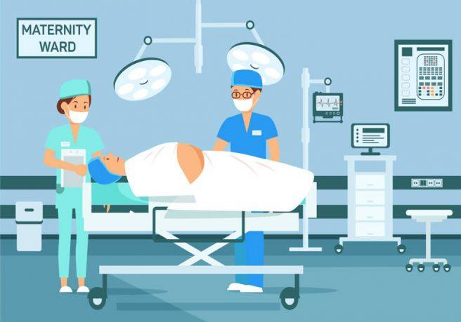 Operatia cezariana | anuncio.ro