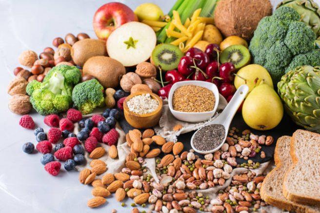fructe legume cereale integrale alimente care calmeaza arsurile la stomac