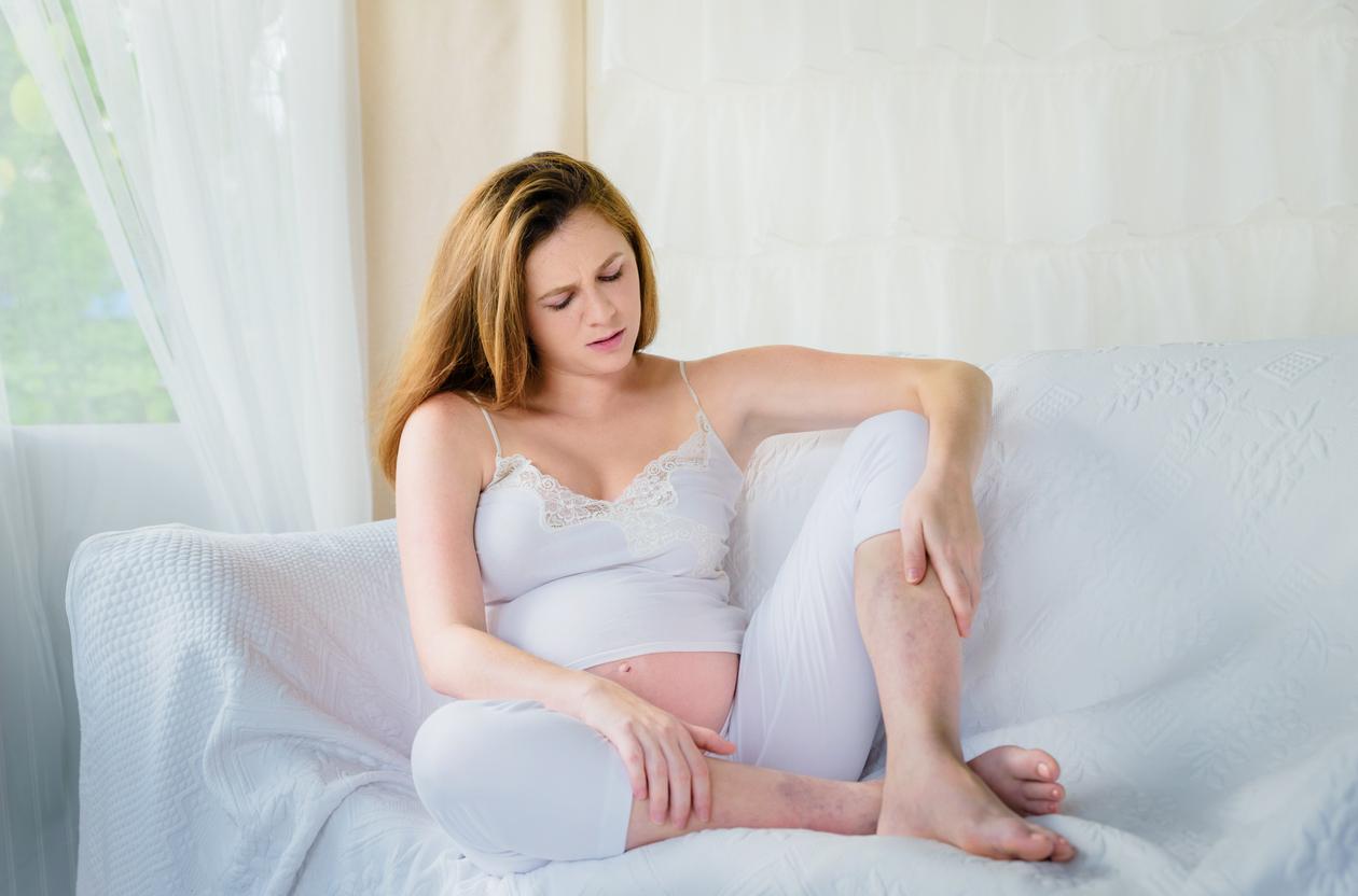 pauzele începe pe picioare în timpul sarcinii